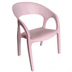 Kids Bali Arm Chair-Pink